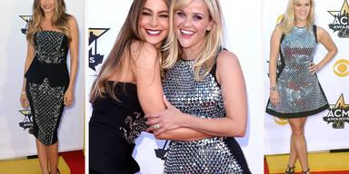 Vergara und Reese Witherspoon