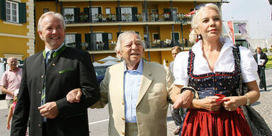 Karl Wlaschek & Friederike Schenk