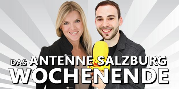 Antenne Salzburg am Wochenende