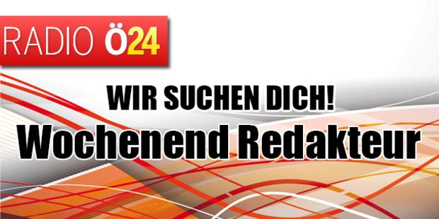 Radio Ö24 sucht eine/n Wochenend-Redakteur/in