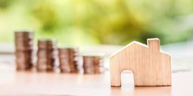 Finanzierung - Immobilie - Haus - Symbolbild - 1