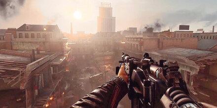 Wolfenstein II: The New Colossus Gameplay Trailer