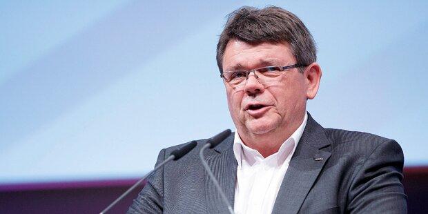 Katzian mit 91,6 Prozent neuer ÖGB-Chef