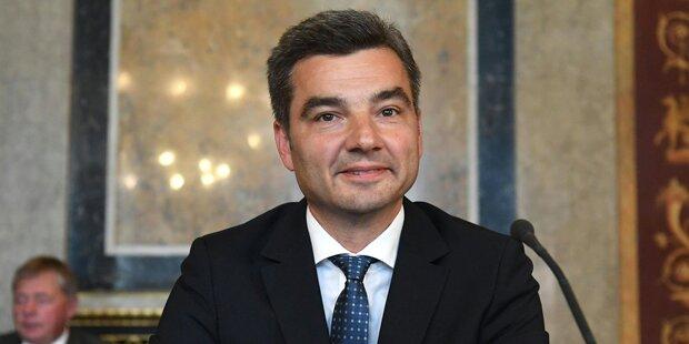 Peschorn wird Innenminister
