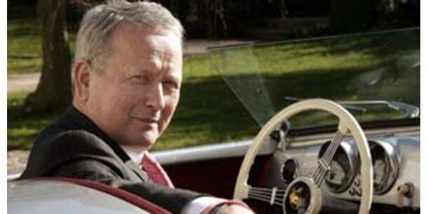 Wolfgang Porsche kritisiert VW-Geschäftspolitik