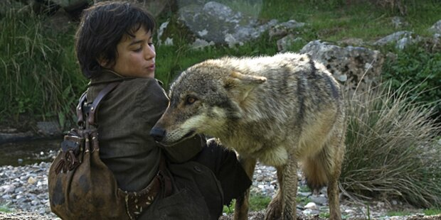 Wolfsbrüder: Ein Junge unter Wölfen