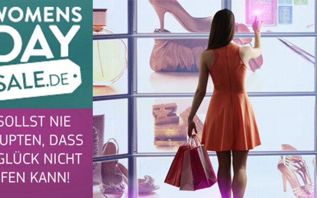International Women's Day Sale vom 6.-9. März