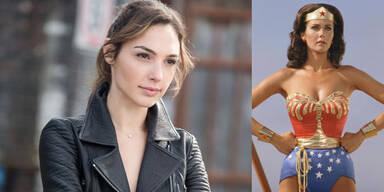 Gal Gadot wird Wonder Woman