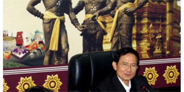 Thailand will mit Flughafenbesetzern verhandeln
