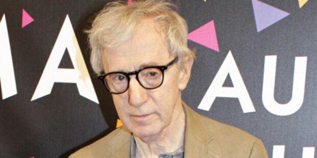 Woody Allen droht seinen Zuschauern