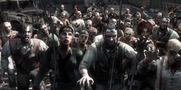 Pentagon übt die Zombie-Apokalypse