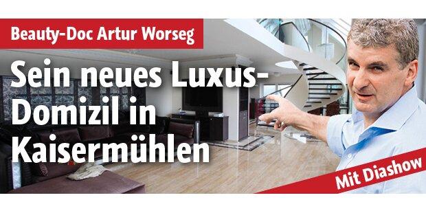Artur Worseg: Neues Luxus-Reich