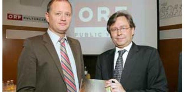"""ORF-Leistungsschau im """"Public Value Bericht"""""""