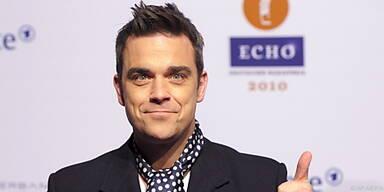 Robbie Williams und Lady Gaga große Echo-Gewinner