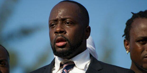 Wyclef Jean darf nicht zur Wahl antreten