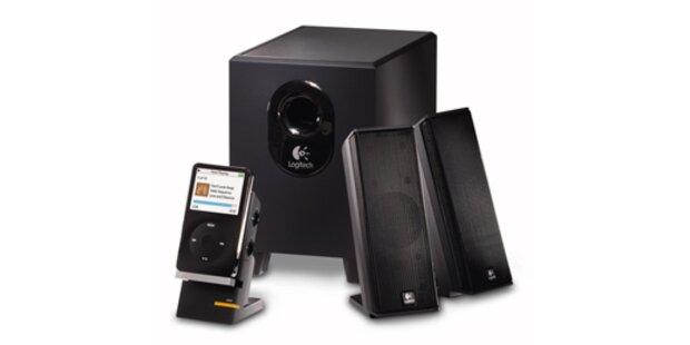 Neue Logitech-Lautsprecher X-240