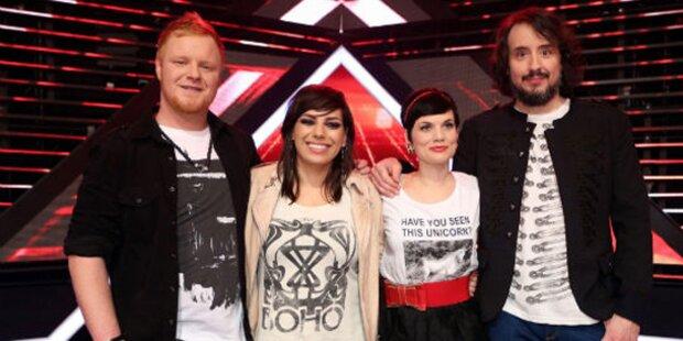 X-Factor Jury kürt heute großen Sieger