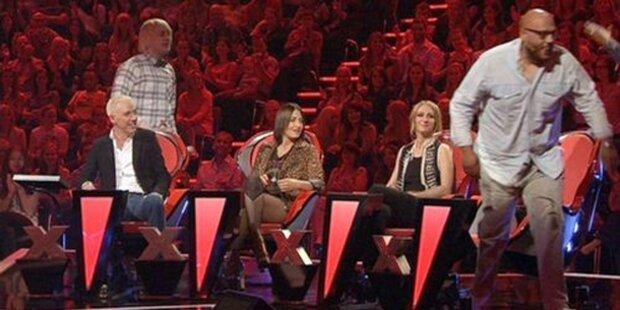 X-Factor: Pelham verlässt das Studio