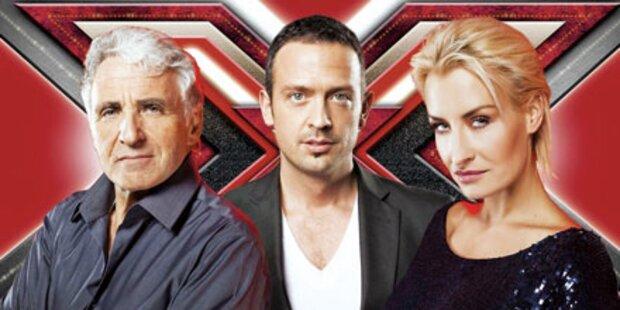 X-Factor: Sarah Connors Show-Hit