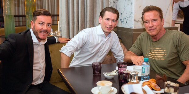 Jede Woche neue Unterstützer für Kanzlerkandidaten Kurz