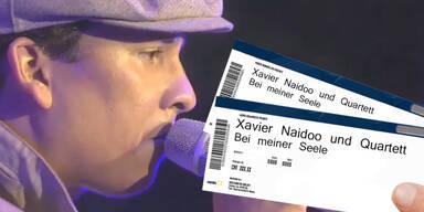 Gewinnen Sie Tickets für Xavier Naidoo