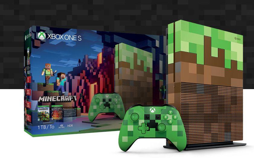 Xbox One X Minecraft.jpg