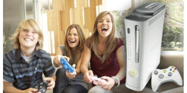 Microsoft senkt Preise für Xbox 360