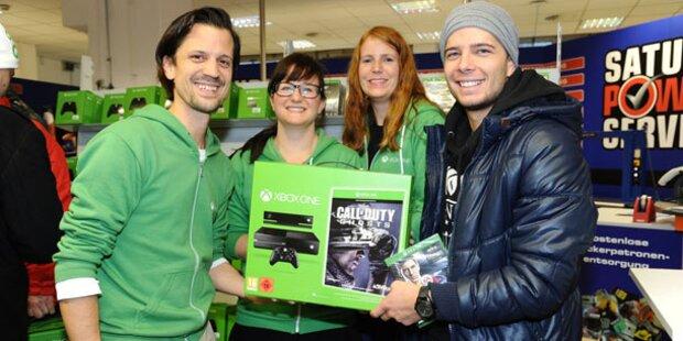 Xbox One in Österreich gestartet