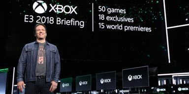 Microsoft: Xbox-Feuerwerk auf der E3