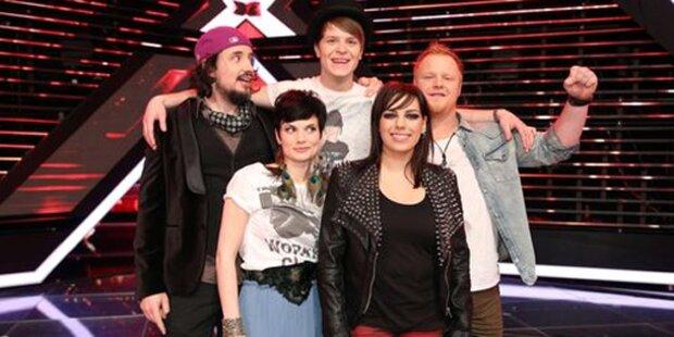 X-Factor: Die letzten Finalisten stehen fest