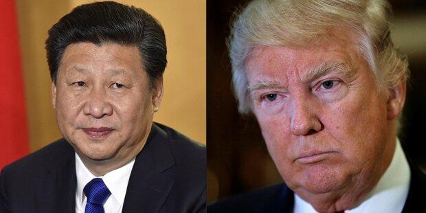 Trump: Entscheidung im Handelsstreit mit China in Wochen