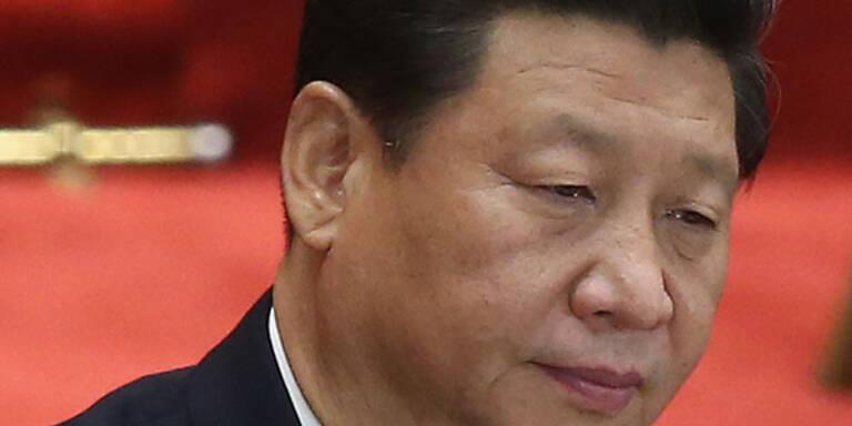 Xi Jinping neuer Präsident Chinas