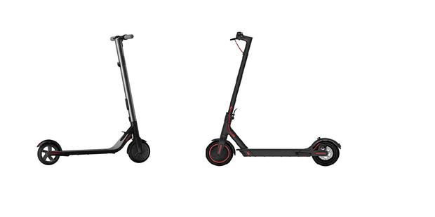 Elektro-Scooter im Überblick