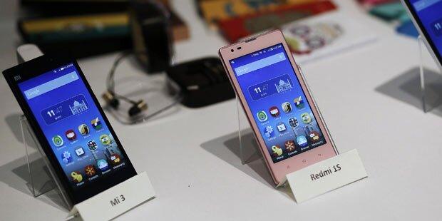 Smartphones: Xiaomi ist nicht aufzuhalten