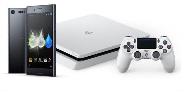Sony schenkt Smartphone-Käufern eine PS4