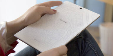 Sony-Tablet zu gewinnen