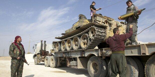 Syrien ist für Reporter das gefährlichste Land
