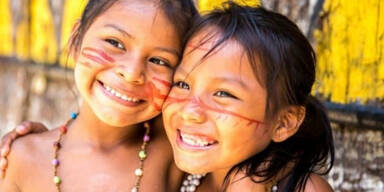 Yanomami Brasilien