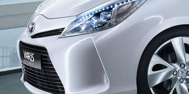 Toyota-Neuheiten für den Genfer Autosalon