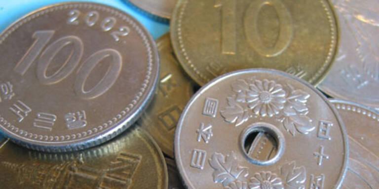 Rekordhoch für Yen macht Probleme