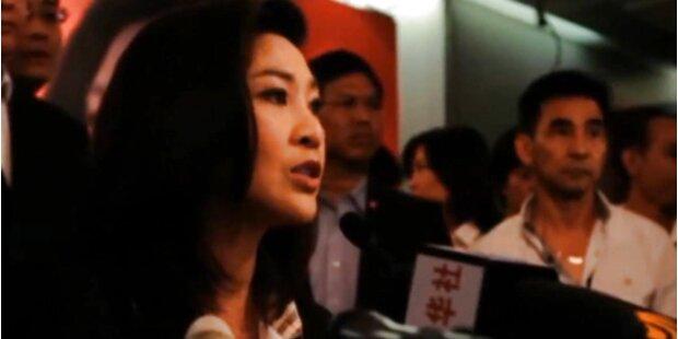 Thailändische Premierministerin in spe