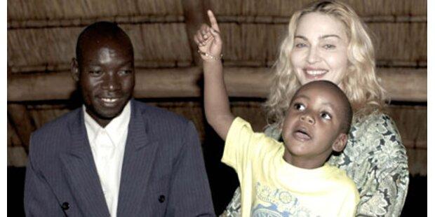 Madonna: David erkannte Vater nicht