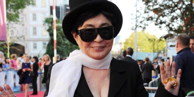 Yoko Ono: Preis & Performance