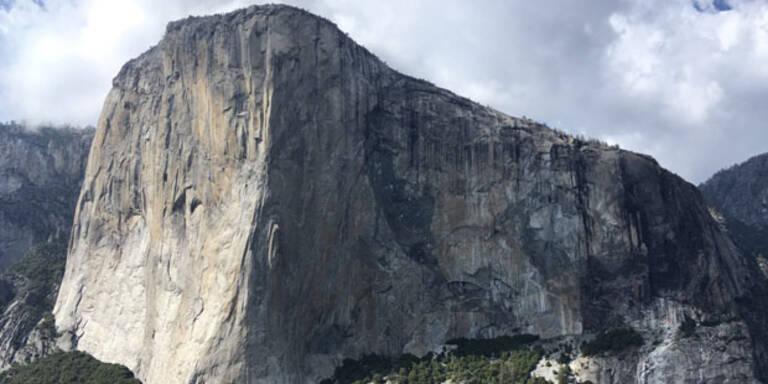Reinigungsaktion im Yosemite-Park