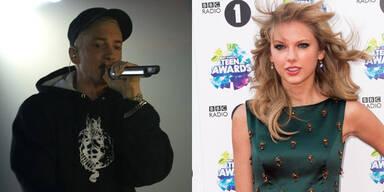 """Eminem und Taylor Swift gewannen bei ersten """"YouTube Music Awards"""""""