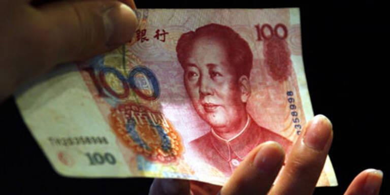 Bank of China muss einen Gang zurückschalten
