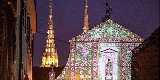 Festival of Lights Zagreb