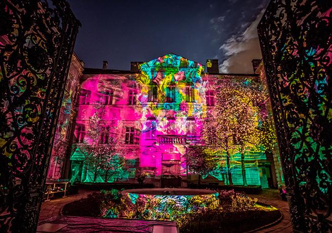 Zagreb - ADV - Festival of Lights - Story - 1