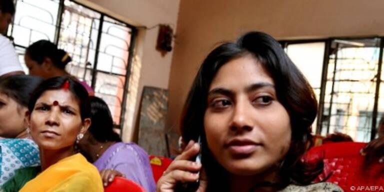 Indien beginnt große Auktion von UMTS-Frequenzen