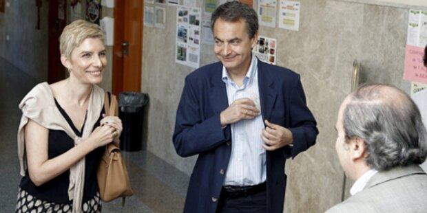Historische Pleite für Spaniens Sozialisten